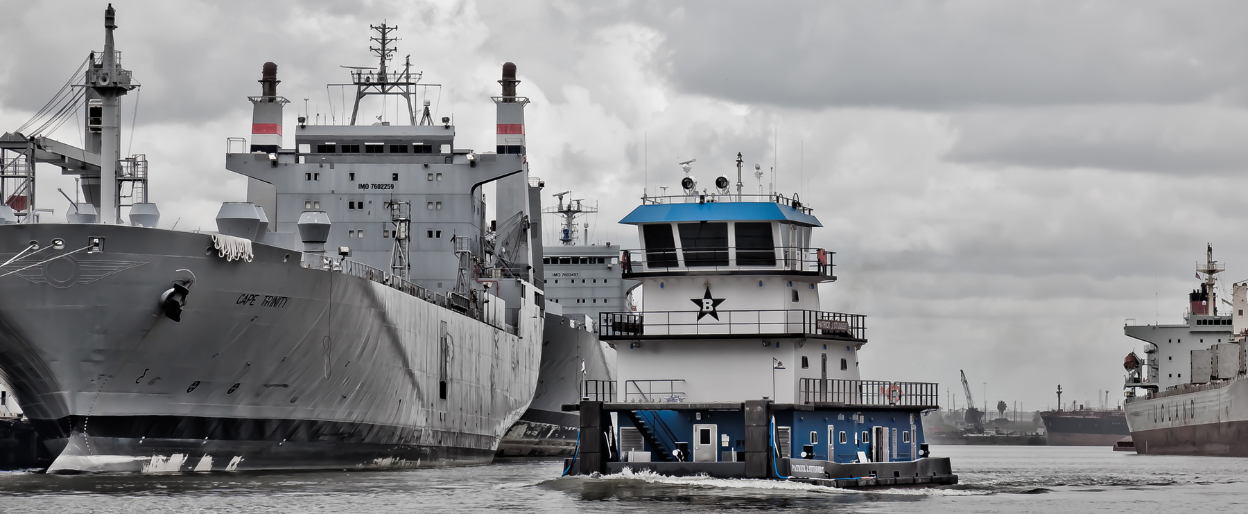 Shamrock Marine: Houston Barge Transportation