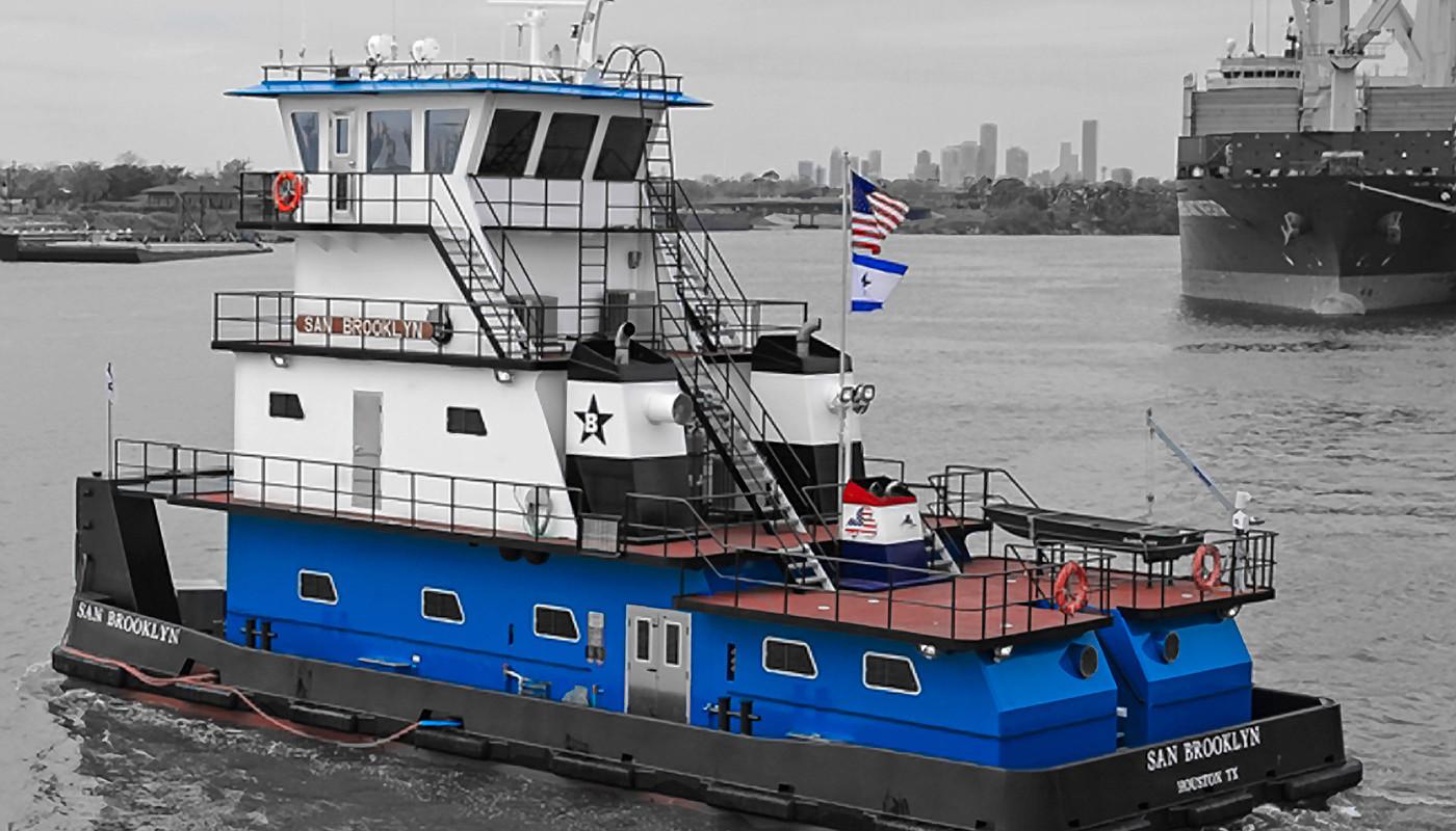M/V San Brooklyn